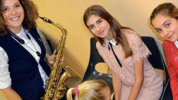 Концерт в центре реабилитации «ВЕРА»