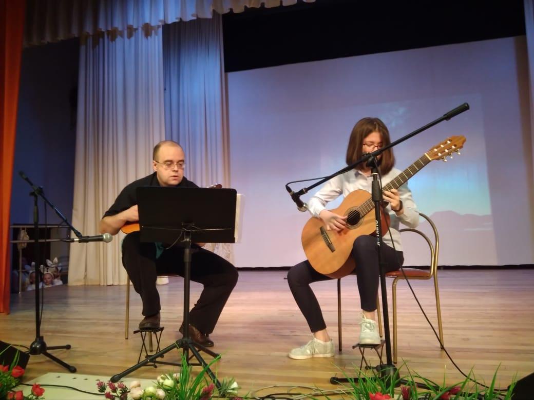 Концерт народной музыки